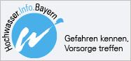 Externer Link: www.hochwasserinfo.bayern.de